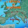 L'ESTATE INIZIA CON 'SCIPIONE': SUPERCALDO CON PUNTE DI 35°