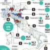 LA BUROCRAZIA CHE BLOCCA LE OPERE CONTRO FRANE E ALLUVIONI