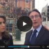 RICOSTRUZIONE L'AQUILA, CIALENTE SEMPRE PIÙ OTTIMISTA (VIDEO)