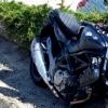 L'AQUILA, SCONTRO AUTO-MOTO: GRAVE UN VENTENNE