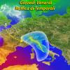 METEO: GIOVEDI' E VENERDI' RAFFICA DI TEMPORALI E GRANDINE SULL'ITALIA