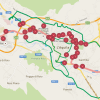 L'AQUILA: LA VIABILITÀ PER VENERDÌ 13 MAGGIO (MAPPA INTERATTIVA)