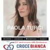 PAOLA TURCI ALLA 3 GIORNI DI EVENTI CON LA CROCE BIANCA, PARCO DEL CASTELLO