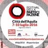 L'AQUILA, FESTIVAL DELLA PARTECIPAZIONE: IL PROGRAMMA DI VENERDI' 8 LUGLIO