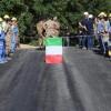 TERREMOTO: RIAPERTO 'PONTE A TRE OCCHI' DI AMATRICE, PRINCIPALE VIA DI ACCESSO ALLA CITTADINA