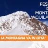 FESTIVAL DELLA MONTAGNA A L'AQUILA: MOLTE PRESENZE NELLA PRIMA GIORNATA