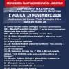 L'AQUILA CAPITALE DELLE SCIE CHIMICHE: CONVEGNO NAZIONALE SABATO 19 NOVEMBRE