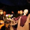 IL PRESEPE IN CARTAPESTA A CIVITELLA ALFEDENA, NEL PARCO NAZIONALE D'ABRUZZO