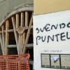 L'AQUILA, IL COMUNE SVENDE I PUNTELLAMENTI DEL TERREMOTO