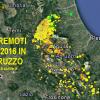 IN ABRUZZO OLTRE 2400 TERREMOTI NEL 2016