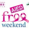 L'AQUILA: L'AIED FREE WEEK-END RADDOPPIA
