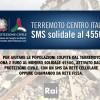 TERREMOTO CENTRO ITALIA, DONATI OLTRE 32 MILIONI
