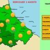 CALDO RECORD, ANCHE L'AQUILA SFIORERÀ I 40°C