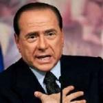 L'Aquila - Silvio Berlusconi promette