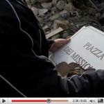 Poggio di Roio, dopo 9 mesi (video)