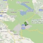 Scossa di terremoto M. 2,3 zona Gran Sasso