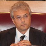 TERREMOTO L'AQUILA: CHIODI FIRMA INTESA PIANI RICOSTRUZIONE 8 COMUNI