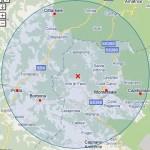 Terremoto: scossa Ml 3.4 in mattinata (Monti Reatini)