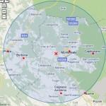 Terremoto: altra scossa Ml 3.6 sui Monti Reatini