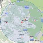 Sciame Monti Reatini: tre scosse nelle ultime ore (Ml 3.3 la più forte)