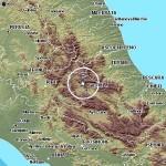 Terremoto: serie di scosse nella notte (Zona Gran Sasso). Ml 4.1 in Emilia Romagna