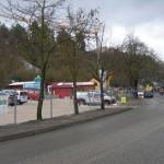 Viale della Croce Rossa, un quartiere degradato