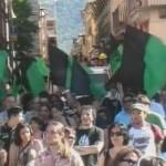 L'AQUILA: UNA GRANDE MANIFESTAZIONE CONTRO LO STALLO DELLA RICOSTRUZIONE