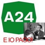 NEVICA, E L'AUTOSTRADA A24/A25…CHIUDE…A TRATTI!