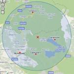 Terremoto: 3 lievi scosse in mattinata (Monti della Laga)