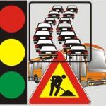 Viabilità L'Aquila, modifiche su viale della Croce Rossa