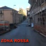 L'Aquila: Casematte Streetview in Zona Rossa (video)