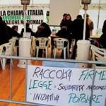 Legge di iniziativa popolare per L'Aquila: volata finale per la raccolta firme