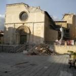 L'Aquila: dal comune di Trieste 250mila euro per restauro chiesa di San Pietro