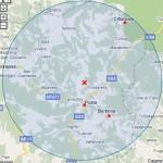 Terremoto: scossa Ml 2.4 nella notte (Monti Reatini)