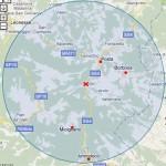 Terremoto: 3 lievi scosse (Monti della Laga e Monti Reatini)