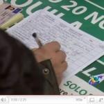 Video: la ricostruzione dell'Aquila? Ci metto la firma!