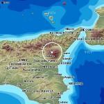 Terremoto, serie di scosse sull'Etna, fino a magnitudo Ml 4.0
