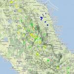 Aprile 2011: sismicità in lieve aumento