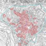 Riperimentrazioni delle zone rosse a L'Aquila e nelle frazioni