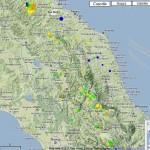 IESN: Sismicità in Italia a Maggio 2011