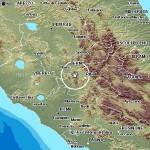Terremoto, due scosse fra Rieti e Terni, magnitudo 3.6 e 2.8 (Monti Sabini)