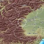 Terremoto: forte scossa di magnitudo 4.3 in Piemonte (Torino, Alpi Cozie)