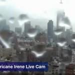 Uragano Irene: webcam live da New York (Manhattan)