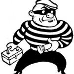 Emergenza furti: tre ladri di nuovo in azione a L'Aquila