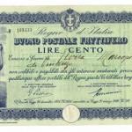 Trova buoni postali del valore di 2 milioni, ma per Poste Italiane sono scaduti