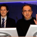 L'Aquila: Elkann e Marchionne inaugurano scuola a Bazzano