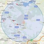 Terremoto: scossa magnitudo 2.8 in mattinata (Gran Sasso). Epicentro a Pizzoli