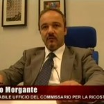 """CASO REPORT: MORGANTE, """"IL COMUNE DELL'AQUILA CI HA PROPOSTO 6 EDIFICI NON PIU' SCUOLE"""""""