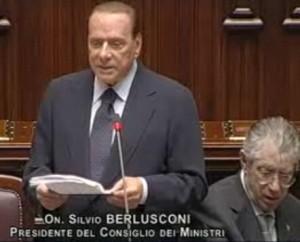 Governo berlusconi fiducia alla camera segui la diretta for Camera dei deputati diretta tv