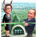 TUNNEL CERN – GRAN SASSO: LA GELMINI PROVA A RECUPERARE MA…